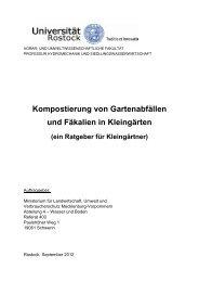 Was ist Kompost - Landesverband der Gartenfreunde Mecklenburg ...