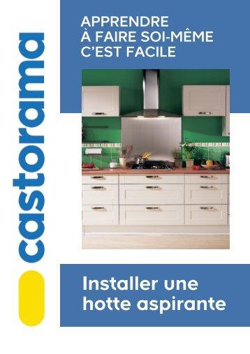 Plafond avec suspentes castorama - Comment installer une hotte ...