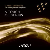 A touch of genius - GC America