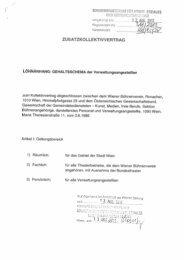 Kollektivvertrag Verwaltungsangestellte - FSG