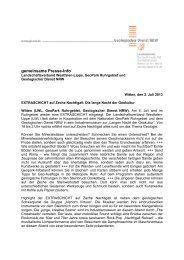 gemeinsame Presse-Info - Geologischer Dienst NRW