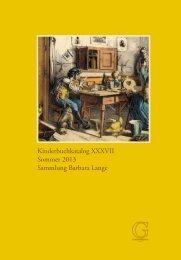 Katalog 81 - Antiquariat W. Geisenheyner