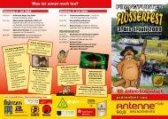 3. bis 5. Juli 2009 - Gemeinde Schorfheide