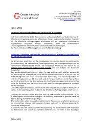 EU-Info 6/2013 Vorstoß für elektronische Vergabe und Einsparung ...