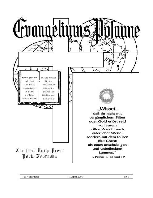 1.April2001 for web - Gemeinde Gottes