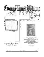 1. Dezember 2001 for web - Gemeinde Gottes