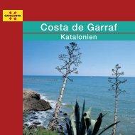 Costa de Garraf - Generalitat de Catalunya