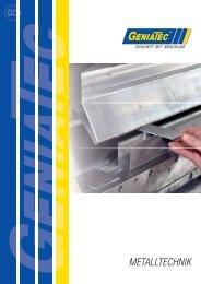 Katalog-Download - Geniatec