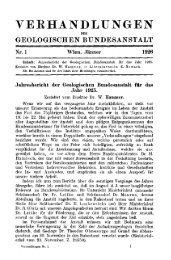 1925 - Geologische Bundesanstalt