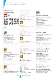 Rubriken/Rubriques - Geomatik Schweiz