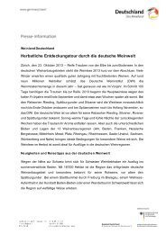 Tyska Turistbyrån AB, Box 10147, 10055 Stockholm - Germany