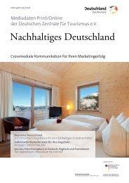 Nachhaltigkeit - Germany