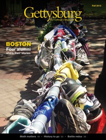 View and download the magazine as a PDF - Gettysburg College
