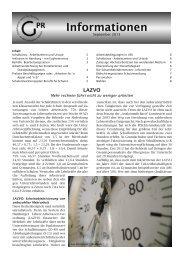 Vorlage GPR-Info - Gewerkschaft Erziehung und Wissenschaft