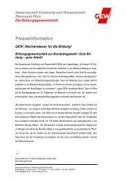 PM 2013-09-17_Reichensteuer.pdf - GEW Rheinland-Pfalz