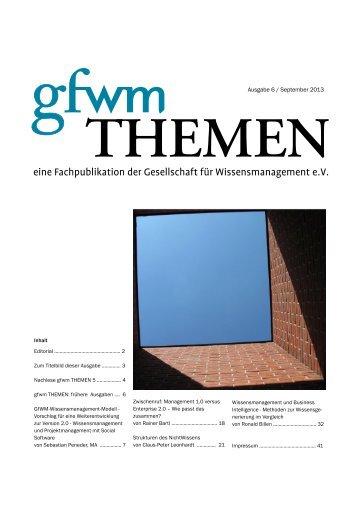 gfwm THEMEN 6
