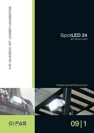 PI_SpotLED24 - Gifas-Electric GmbH
