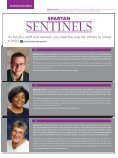 YOUR GIFTS IN ACTION • SPARTAN SENTINELS ... - Giving to MSU - Page 5