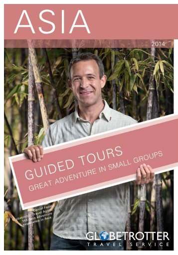 Daniel Faust, Globetrotter Travel Agent, 143 days adventure ...