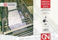 Mediadaten 2014 - Grafschafter Nachrichten