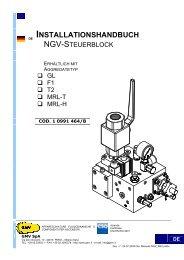Manuale NGV_DE2 piatta - G.m.v.