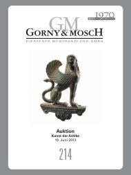 Auktion 214 - Gorny & Mosch GmbH