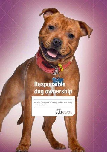 Responsible Dog Ownership - Gold Coast City Council