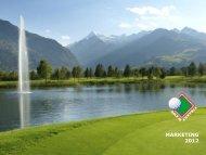 Golf in Austria-Marketingplan