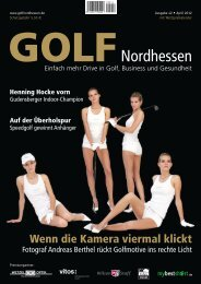 April 2012 - Golf Nordhessen