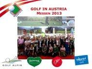 Golf in Austria-Messebericht