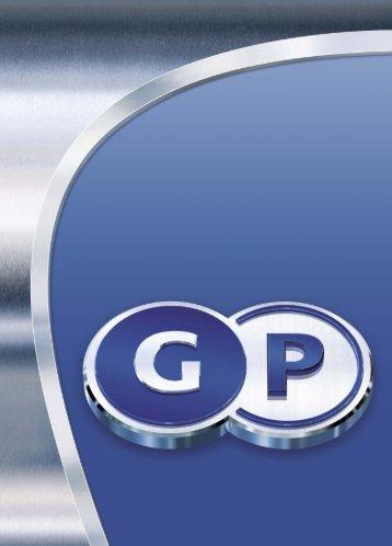 Produits GP - Gontermann-Peipers