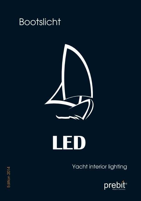 12V LED Streifen Boot Beleuchtung Bootsbeleuchtung Ambiente Beleuchtung Licht