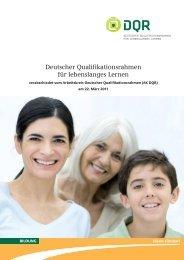 Deutscher Qualifikationsrahmen für ... - Akkreditierungsrat