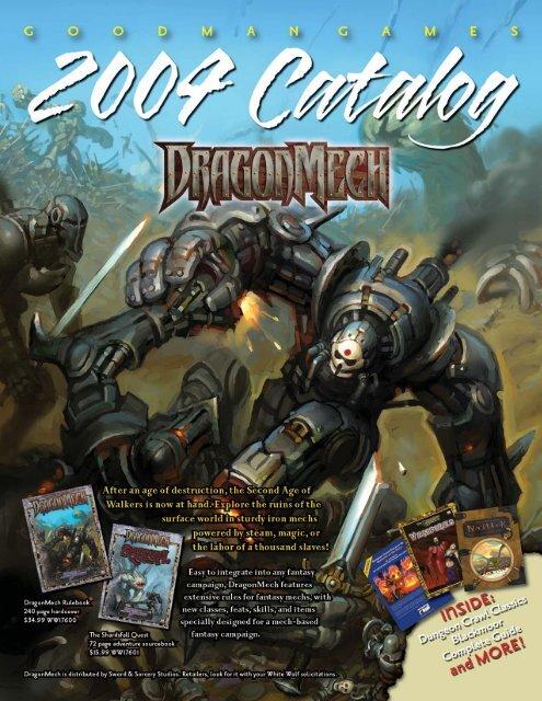 The Dungeon Awaits! - Goodman Games