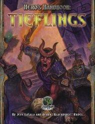 Hero's Handbook: Tieflings - Goodman Games