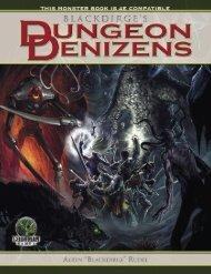 the dreaded demon Azi Dahaka - Goodman Games