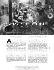 Chapter One - Goodman Games