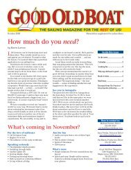 PDF version - Good Old Boat Magazine