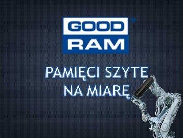 Kolorystyka - Goodram