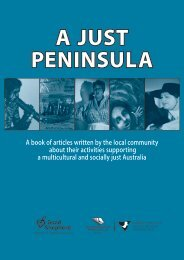 Just Peninsula - Good Shepherd Youth & Family Service