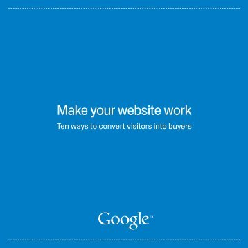 Make Your Website Work.pdf - Google