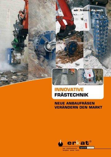 erkat - BS Baumaschinen Service Gmbh