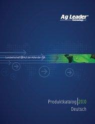 Produktkatalog 2010 Deutsch - GoodSoil
