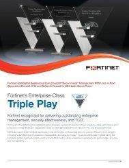 FortiGate 200E Series