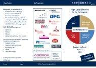 High-Level Security für Ihr Netzwerk: Zugangsschutz ... - GORDION