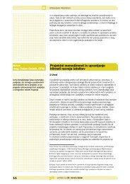 Projektni menedžment in upravljanje hitrosti ... - Gorenje Group