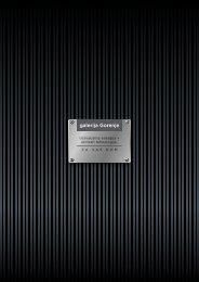 Pdf katalog: Galerija Gorenje - Gorenje Group