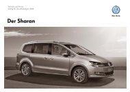 Der Sharan - Volkswagen AG