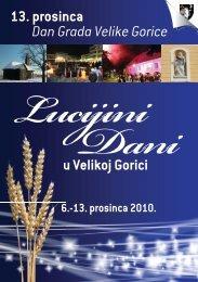 lucija letak Zlatno zito A5.indd - Grad Velika Gorica