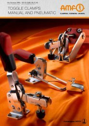 Toggle clamps - STOCKFER